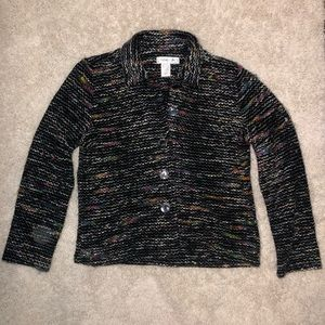 5/$20 vintage Coldwater Creek size medium sweater